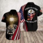 US Marine Forgive Me Father Hawaiian Shirt | For Men & Women | Adult | HW3325