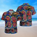 Jeep Hawaiian Shirt | For Men & Women | Adult | HW8256