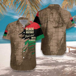 Black History Didn't Start With Slavery Hawaiian Shirt | For Men & Women | Adult | HW7924