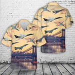 US Air Force Rockwell Hawaiian Shirt | For Men & Women | Adult | HW7804