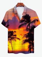 Sunset View Hawaiian Shirt | For Men & Women | Adult | HW2790
