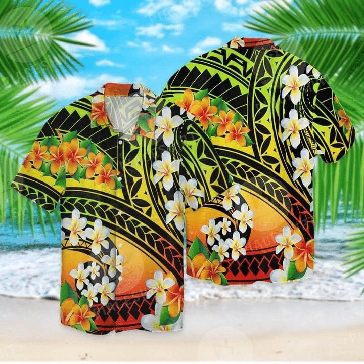 Samoa Polynesia Hawaiian Shirt | For Men & Women | Adult | HW3184