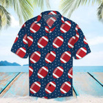 American Football Ball Hawaiian Shirt | For Men & Women | Adult | HW8047