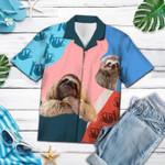 Sloth Lover Hawaiian Shirt | For Men & Women | Adult | HW5955