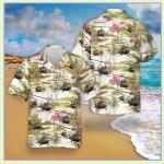 US Army Bell UH 1 Huey Hawaiian Shirt | For Men & Women | Adult | HW7875