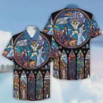 SW Hawaiian Shirt | For Men & Women | Adult | HW8185