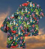 Dinosaur Hawaiian Shirt   For Men & Women   Adult   HW4606