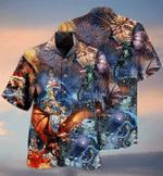 Dragon Merry Xmas Hawaiian Shirt | For Men & Women | Adult | HW7878