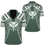 Nevada Sagebrush Green Hawaiian Shirt | For Men & Women | Adult | HW8296