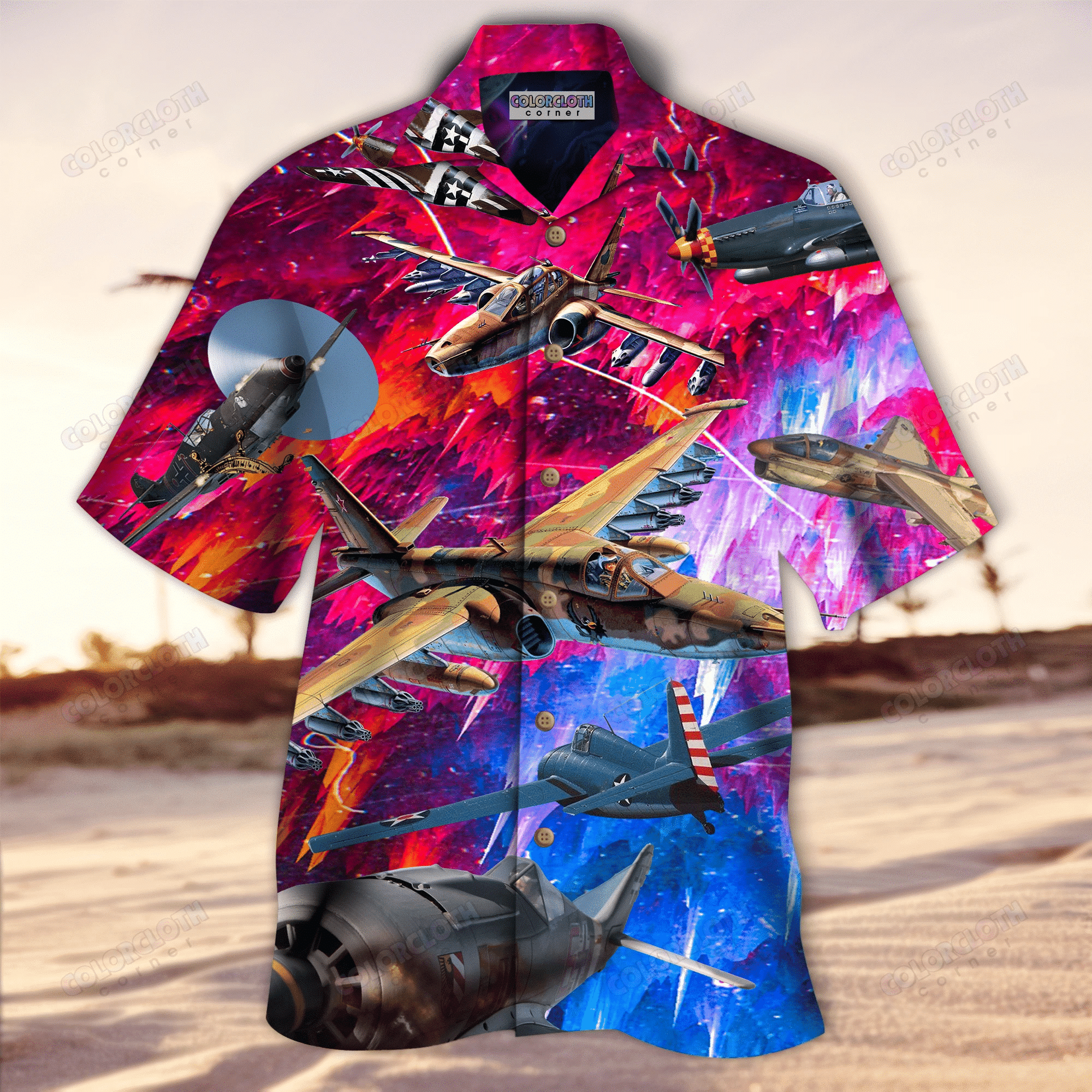 Airplane Hawaiian Shirt | For Men & Women | Adult | HW5300