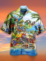 Vintage Hawaiian Shirt | For Men & Women | Adult | HW3661