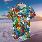 Parrot Christmas So Cute Hawaiian Shirt   For Men & Women   Adult   HW8280