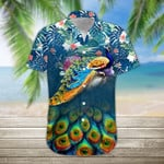 Peacock Hawaiian Shirt | For Men & Women | Adult | HW1189