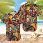 All Day Every Day Happy Hawaiian Shirt | For Men & Women | Adult | HW3585