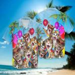 Cat Hawaiian Shirt   For Men & Women   Adult   HW7778