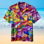 Color Ancient Dragon Hawaiian Shirt | For Men & Women | Adult | HW7773