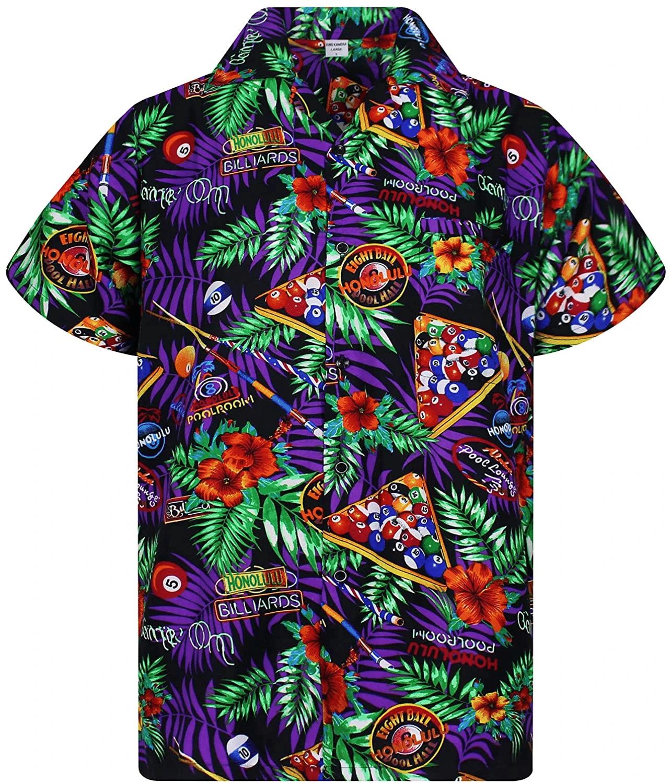 Pocket Pool Billiards Hawaiian Shirt | For Men & Women | Adult | HW7125