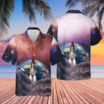 Space Shuttle Hawaiian Shirt | For Men & Women | Adult | HW7361
