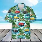 Tropical Island Hawaiian Shirt   For Men & Women   Adult   HW6681