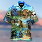 Amazing The Pirates Skull Island Hawaiian Shirt | For Men & Women | Adult | HW6202