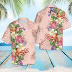 Tropical Octopus Hawaiian Shirt   For Men & Women   Adult   HW6584