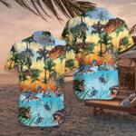 Dinosaur Hawaiian Shirt | For Men & Women | Adult | HW6258