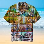 Animal World Hawaiian Shirt | For Men & Women | Adult | HW6724