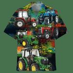 Tractor Hawaiian Shirt   For Men & Women   Adult   HW7197