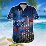 Great American Hawaiian Shirt | For Men & Women | Adult | HW7397