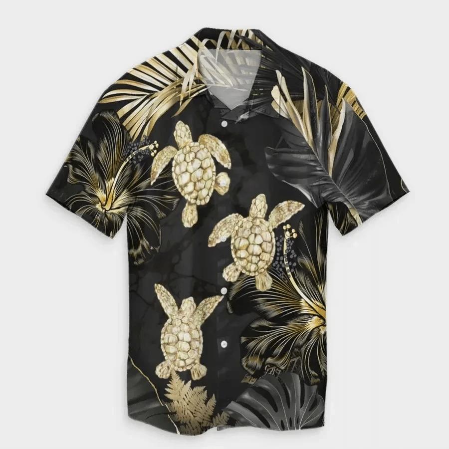 Turtles Hawaiian Shirt   For Men & Women   Adult   HW6857