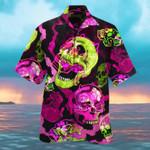 Skull Hawaiian Shirt | For Men & Women | Adult | HW7033