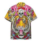 Tigers Tropical Hawaiian Shirt | For Men & Women | Adult | HW6448
