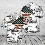 US Navy Lockheed Orion Hawaiian Shirt | For Men & Women | Adult | HW7590