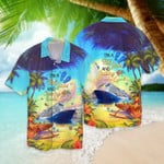 I'm A Flip Flops And Cruising Kinda Girl Hawaiian Shirt | For Men & Women | Adult | HW7311