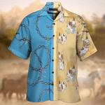 Bulldog Hawaiian Shirt | For Men & Women | Adult | HW7518
