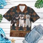 Flower Paw Hawaiian Shirt | For Men & Women | Adult | HW6539
