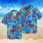 Octopus Hawaiian Shirt | For Men & Women | Adult | HW7777