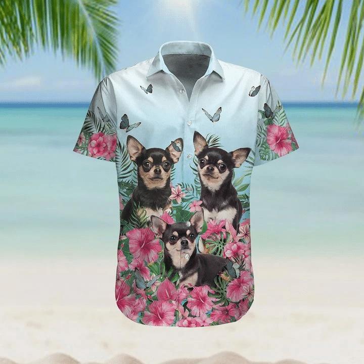 Chihuahua Hawaiian Shirt | For Men & Women | Adult | HW7318