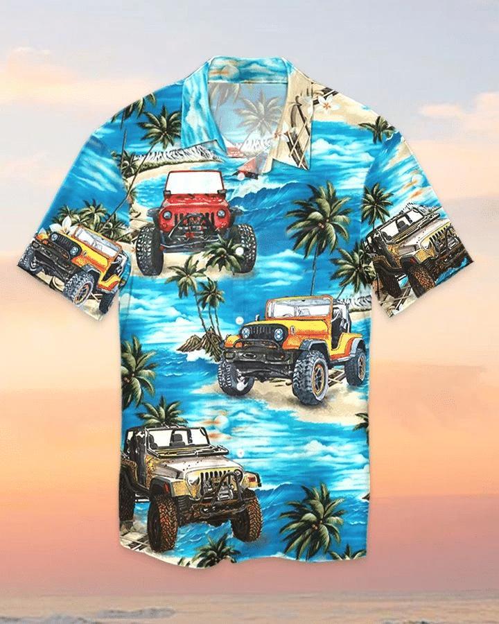 Beach Hawaiian Shirt | For Men & Women | Adult | HW7313