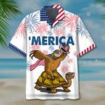 Turtle Sloth Hawaiian Shirt | For Men & Women | Adult | HW6233