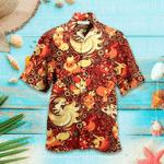 Poke Fire Hawaiian Shirt   For Men & Women   Adult   HW6406