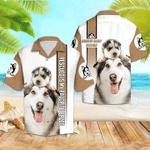 Siberian Husky Is My Favorite Breed Hawaiian Shirt | For Men & Women | Adult | HW6523