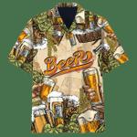 Beer Hawaiian Shirt | For Men & Women | Adult | HW7278