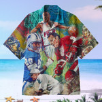 Sports Painting Art Hawaiian Shirt   For Men & Women   Adult   HW6716