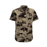 Jeep Wild And Free Hawaiian Shirt   For Men & Women   Adult   HW7399