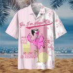 Flamingo - August Girl Hawaiian Shirt   For Men & Women   Adult   HW7193