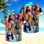 Jesus Peace Life Colorful Hawaiian Shirt | For Men & Women | Adult | HW4785