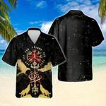 Viking Hawaiian Shirt   For Men & Women   Adult   HW7617