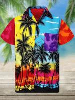 Colorful Beach Hawaiian Shirt | For Men & Women | Adult | HW6240