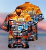 Truck Driver Jesus Bless Hawaiian Shirt | For Men & Women | Adult | HW7153